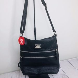Style & Co Veronica Crossbody Black Handbag